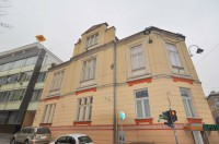 Poslovno stambeni prostor za iznajmljivanje na odlicnoj lokacij, Cobanija