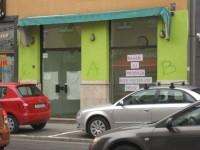 Poslovni prostor, križanje Selske i Ozaljske ulice